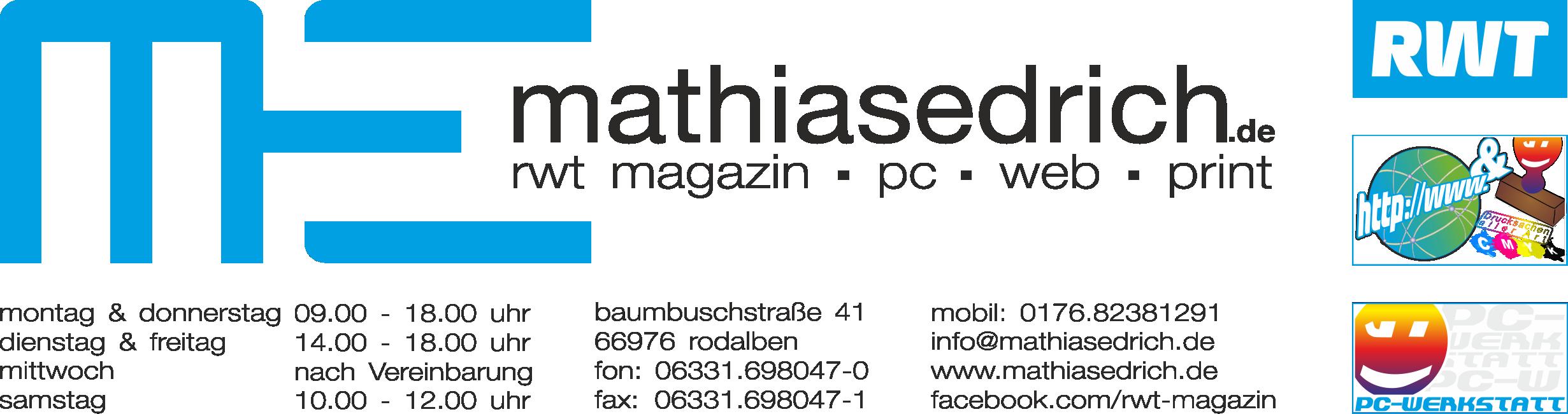 mathiasedrich.de